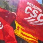 Banderes Intersindical-csc