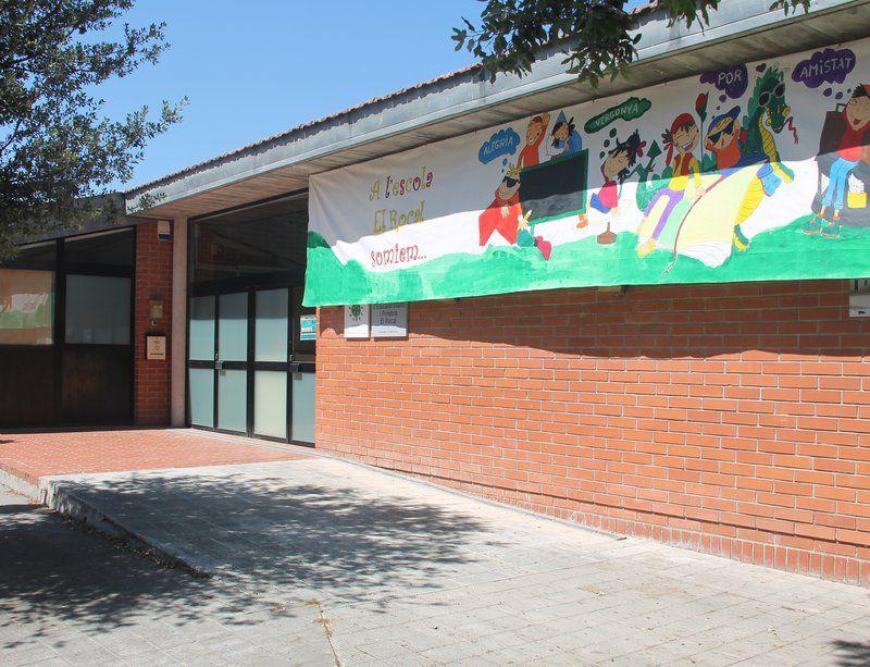 Escola El Rocal de Montesquiu (Osona)